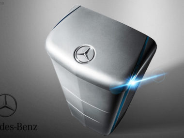 Mercedes Powerwall