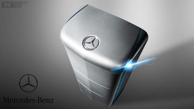 Mercedes Powerwall