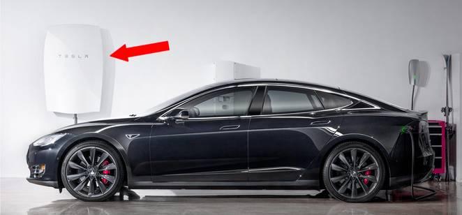 Tesla Powerwall Batteria domestica