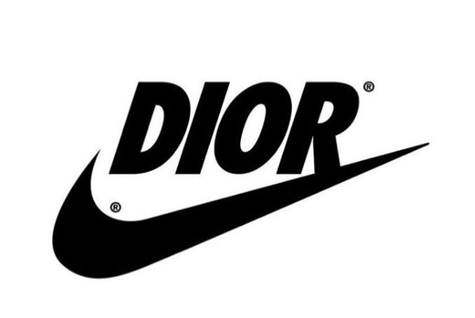 Swoosh collaborazione Dior e Nike collaborazione