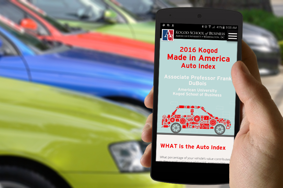 Made in america auto index